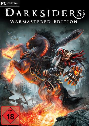 Verpackung von Darksiders Warmastered Edition [PC]