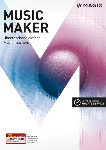 Music Maker (2017) (Download), PC