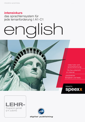 Verpackung von Intensivkurs English [PC-Software]