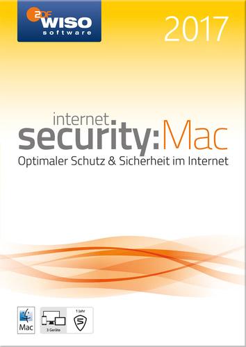 Verpackung von WISO Internet Security 2017 [Mac-Software]