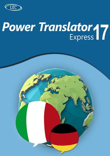 Verpackung von Power Translator 17 Express Deutsch - Italienisch [PC-Software]