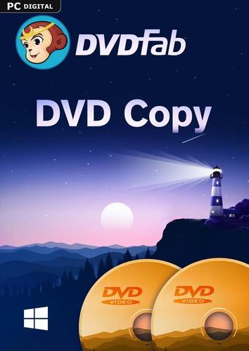 Verpackung von DVDFab DVD Copy (24 Monate) [PC-Software]
