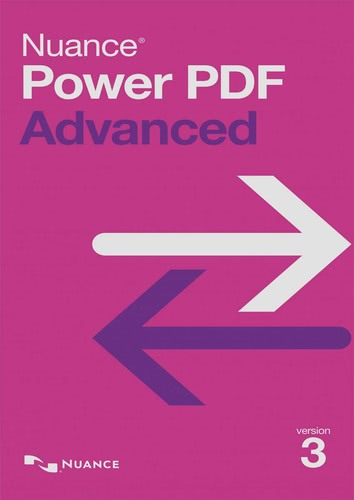 Verpackung von Power PDF 3 Advanced [PC-Software]