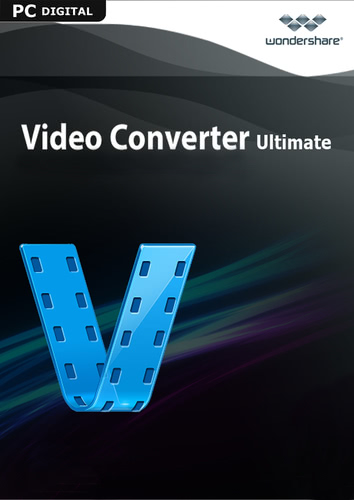 Verpackung von Wondershare Video Converter Ultimate (Version 2017) - lebenslange Lizenz [PC-Software]