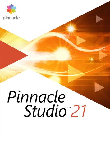 Verpackung von Pinnacle Studio 21 Standard [PC-Software]