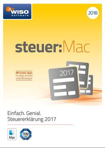 Verpackung von WISO steuer:Mac 2018 [Mac-Software]