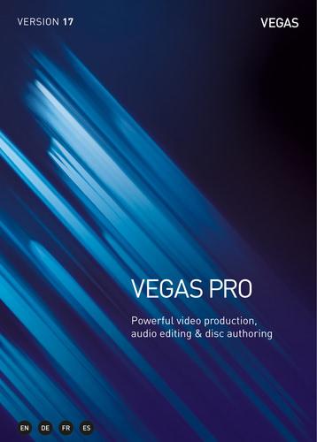 Verpackung von Vegas Pro 17 [PC-Software]