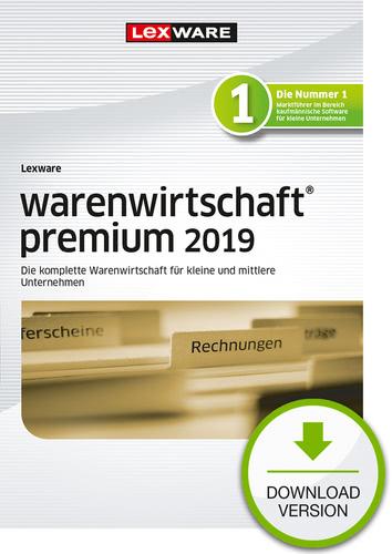 Verpackung von Lexware warenwirtschaft premium 2019 [PC-Software]