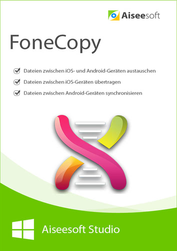 FoneCopy – Phone Transfer- Lebenslange Lizenz (Download), PC