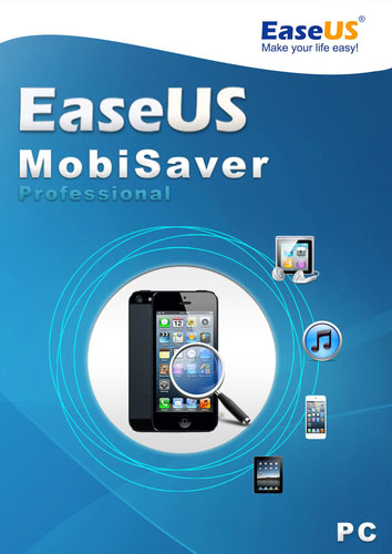 Verpackung von Mobisaver for iOS (Win) [PC-Software]