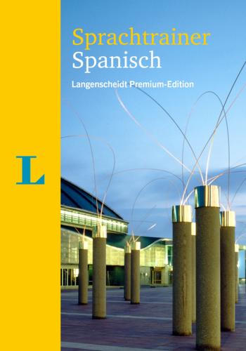 Verpackung von Sprachtrainer Spanisch A2 Premium Edition [PC-Software]