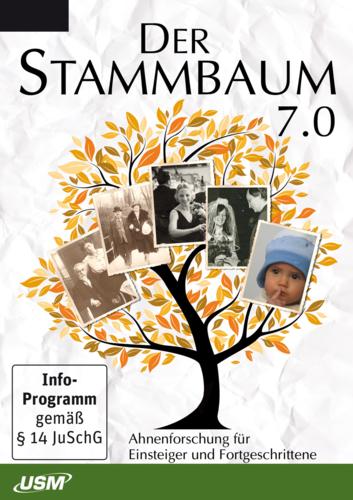 Verpackung von Stammbaum 7.1 [PC-Software]