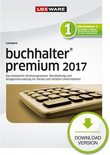 Lexware buchhalter premium 2017 Jahresversion (...