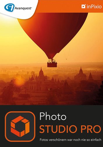 Verpackung von inPixio Photo Studio 10 Pro [PC-Software]