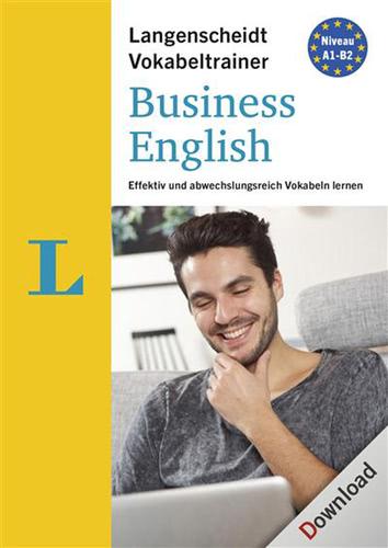 Verpackung von Langenscheidt Vokabeltrainer 7.0 Business English [PC-Software]