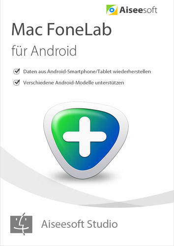 FoneLab – Android Data Recovery Mac – Lebenslage Lizenz (Download), MAC