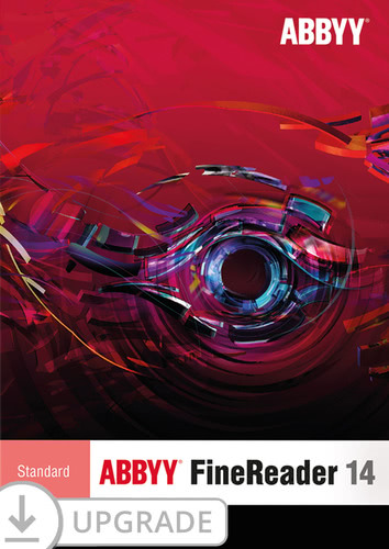 Packaging by ABBYY Finereader 14 Standard Upgrade [PC-software]