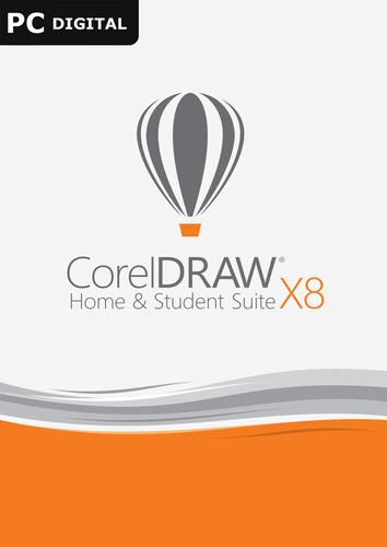 Packaging by CorelDRAW Home & Student Suite X8 [PC-software]