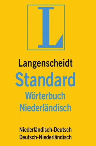 Verpackung von Langenscheidt Standard-Wörterbuch Niederländisch [Mac-Software]