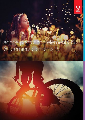 Packaging by Adobe Photoshop Elements 15 & Premiere Elements 15 [MULTIPLATFORM]
