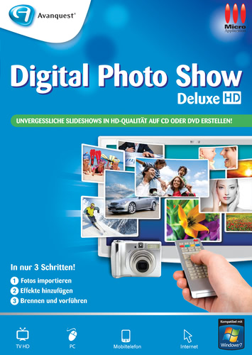 Digital PhotoShow Deluxe (Download), PC