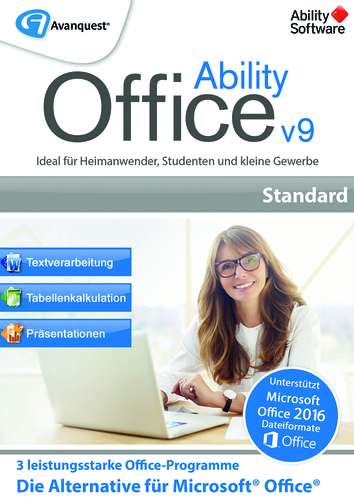 Ability Office 9 (Download), PC
