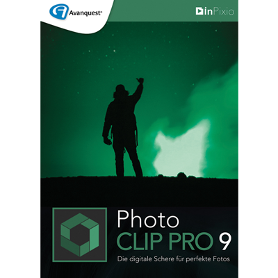 inPixio Photo Clip 9 Professional (Download), PC