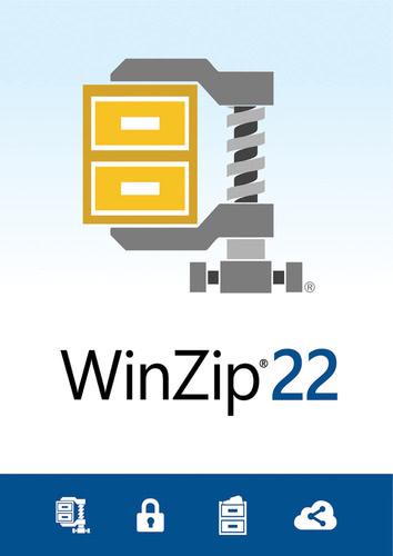 Verpackung von WinZip 22 Standard [PC-Software]