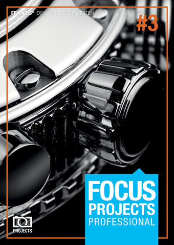 FOCUS projects 3 professional, ESD (Download) (...
