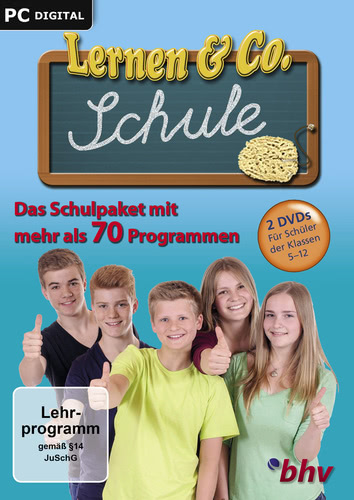 Lernen & Co. Schule Klasse 5-12 (Download), PC