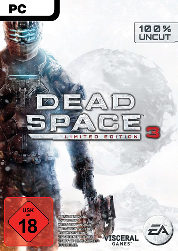 Verpackung von Dead Space 3 Limited Edition [PC]