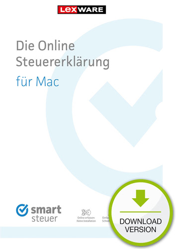 smartsteuer Pro 2017 (Download), MAC