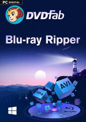 DVDFab Blu-ray Ripper (24 Monate)