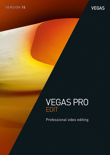 Packaging by Vegas Pro 15 Edit [PC-software]
