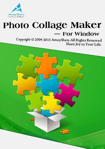 Verpackung von Amoyshare Photo Collage Maker [PC-Software]