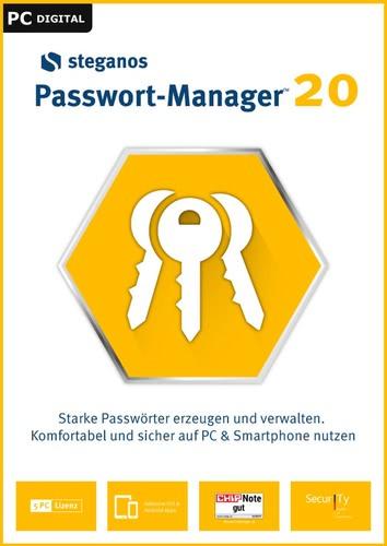 Passwort-Manager 20 (Download), PC