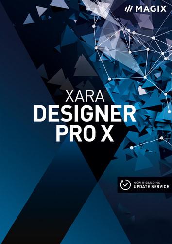 Packaging by Magix Xara Designer Pro X (Version 2017) [PC-software]
