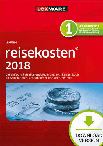 Lexware reisekosten 2018 Download – Abo Version