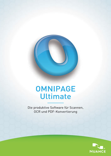 Omnipage Ultimate, ESD (Download) (PC)