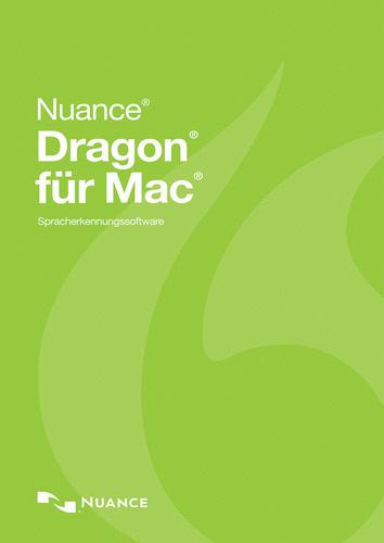 Verpackung von Dragon für Mac 5.0 [Mac-Software]