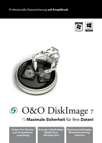DiskImage 7 Professional Edition 3 PC