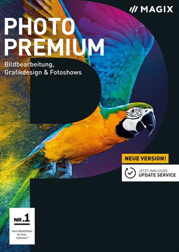 Verpackung von Magix Photo Premium 2017 [PC-Software]