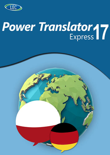 Verpackung von Power Translator 17 Express Deutsch-Polnisch [PC-Software]