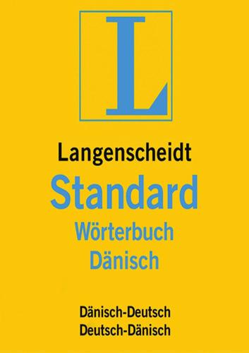 Verpackung von Langenscheidt Standard-Wörterbuch Dänisch [Mac-Software]