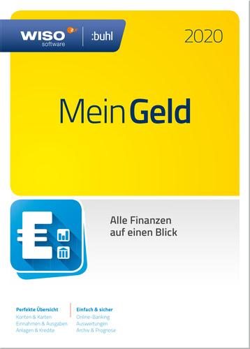 Verpackung von WISO Mein Geld (Version 2020) [PC-Software]