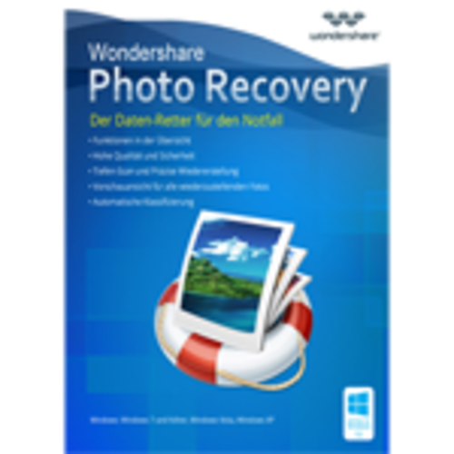 Verpackung von Photo Recovery [PC-Software]