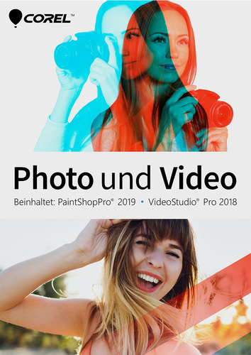 Verpackung von Photo Video Suite 2019 [PC-Software]