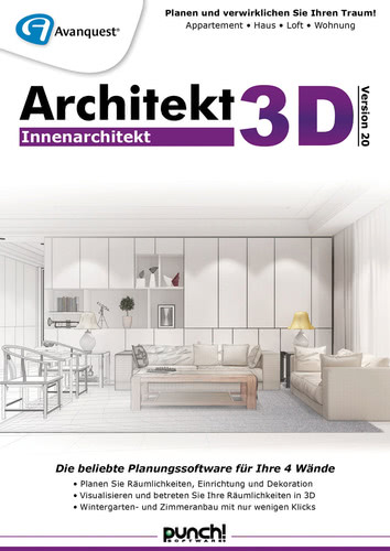 Architekt 3D 20 Innenarchitekt (Download), PC