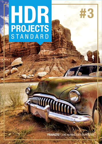 Verpackung von HDR projects 3 professional [Mac-Software]