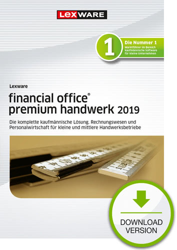 financial office premium handwerk 2019 (Download), PC